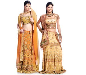 Diwali Dresses and Costumes