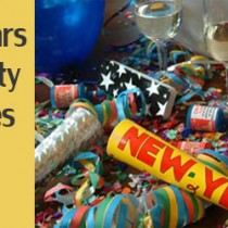 New Years Eve Party Supplies & Ideas for Adults