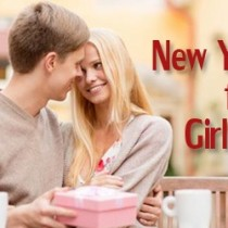 Romantic New Year Gift Ideas for Girlfriend, wife New Year Gift