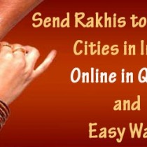 send online rakhis india