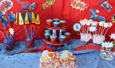 Spiderman Birthday Party Supplies India
