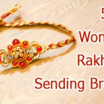 Send Rakhis for Brother