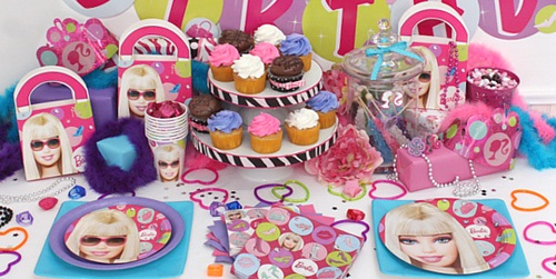 Barbie Birthday Party Ideas For A 5 Year Old
