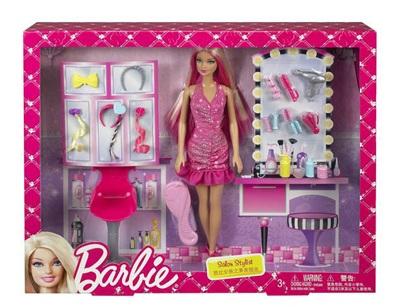 Barbie Salon Stylist Fashion Doll