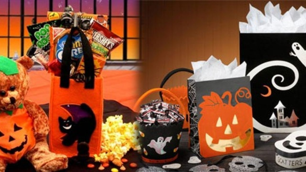 DIY Easy Halloween Treats for Kids