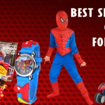 Spider-man Gift Ideas for Kids