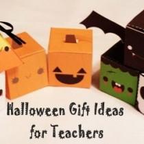 Halloween Gift Ideas for Teachers