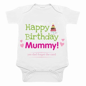Personalized 1st Birthday Onesie Bodysuit