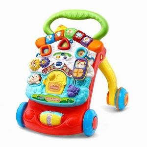 Sit-to-Stand Learning Walker - First Birthday Gift baby