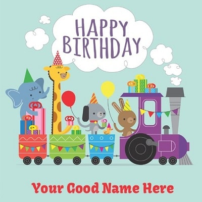 Personalized Birthday Cards, Custom Birthday Invitation Cards