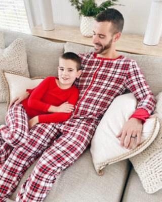 Daddy and Me Pajamas, Matching Father Son Pajamas