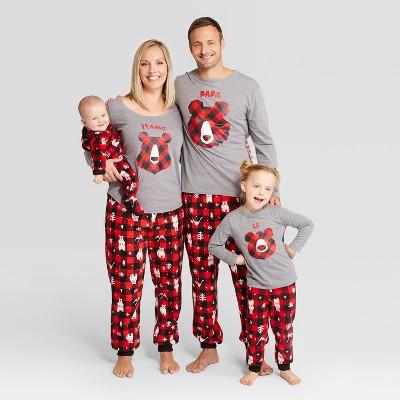 Family Matching Christmas Pajamas, Holiday Pajamas