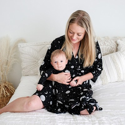 Matching Mom & Baby Boy Pajamas, Son Sleepwear, Matching pjs India