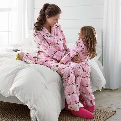 Best Matching Mother Daughter Pajamas - Mommy, Girls PJs